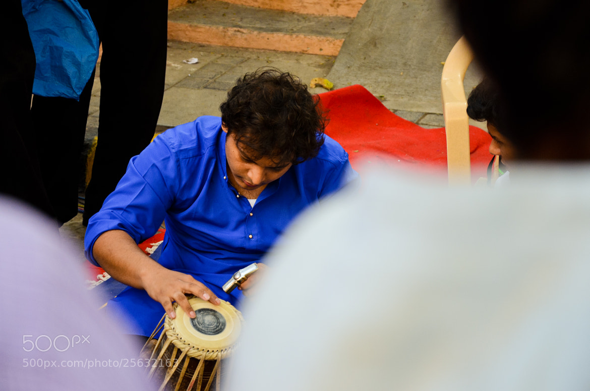 Photograph The performer by Arun Krishnan on 500px