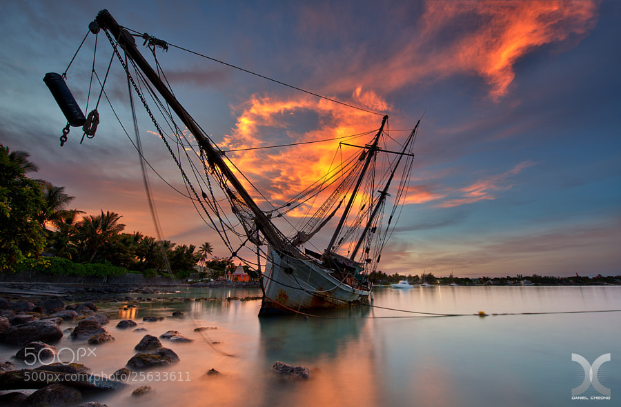 Photograph Isla Mauritia by Daniel Cheong on 500px