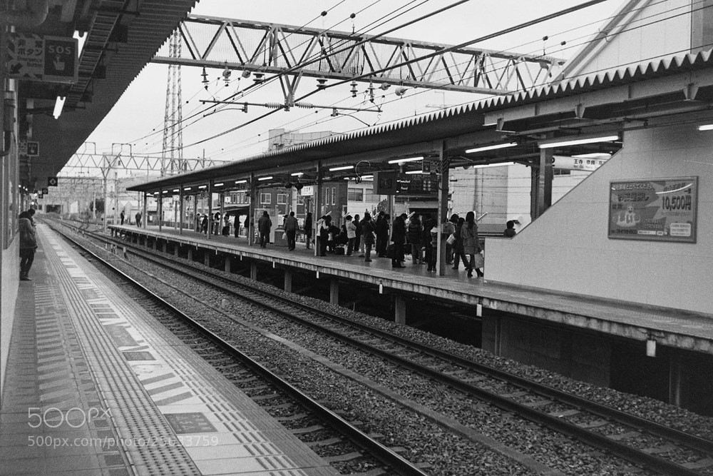 Photograph A diverging station by Hiro _R on 500px