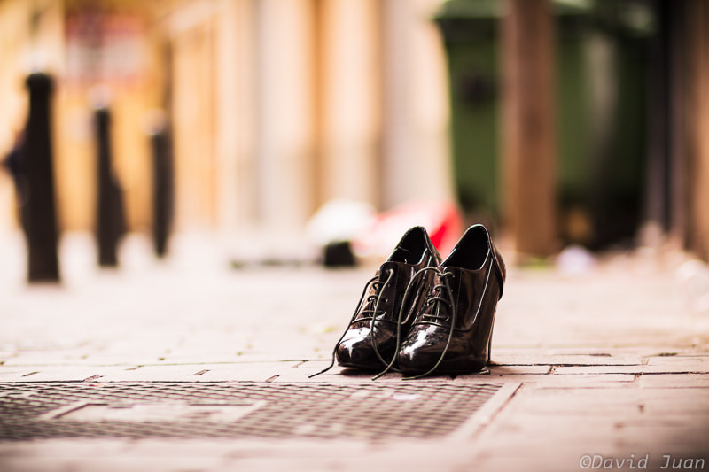 Photograph Looking for Cinderella by David Juan on 500px
