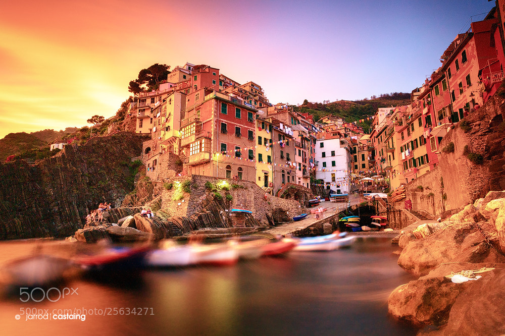 Photograph Riomaggiore by Jarrod Castaing on 500px