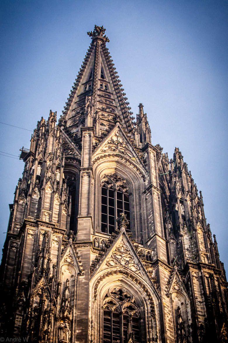 Photograph Cologne Cathedral by Andre W on 500px