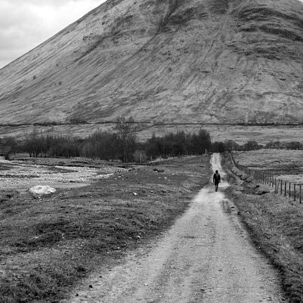 Endless journey, Canon EOS 2000D