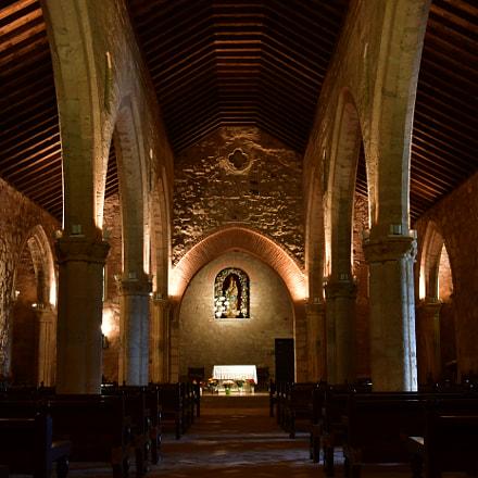 Ermita de Alarcos, Nikon D7500, AF-S VR Zoom-Nikkor 24-120mm f/3.5-5.6G IF-ED