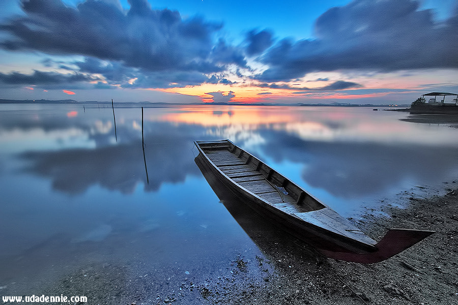 Photograph Blue Hour by Uda Dennie on 500px