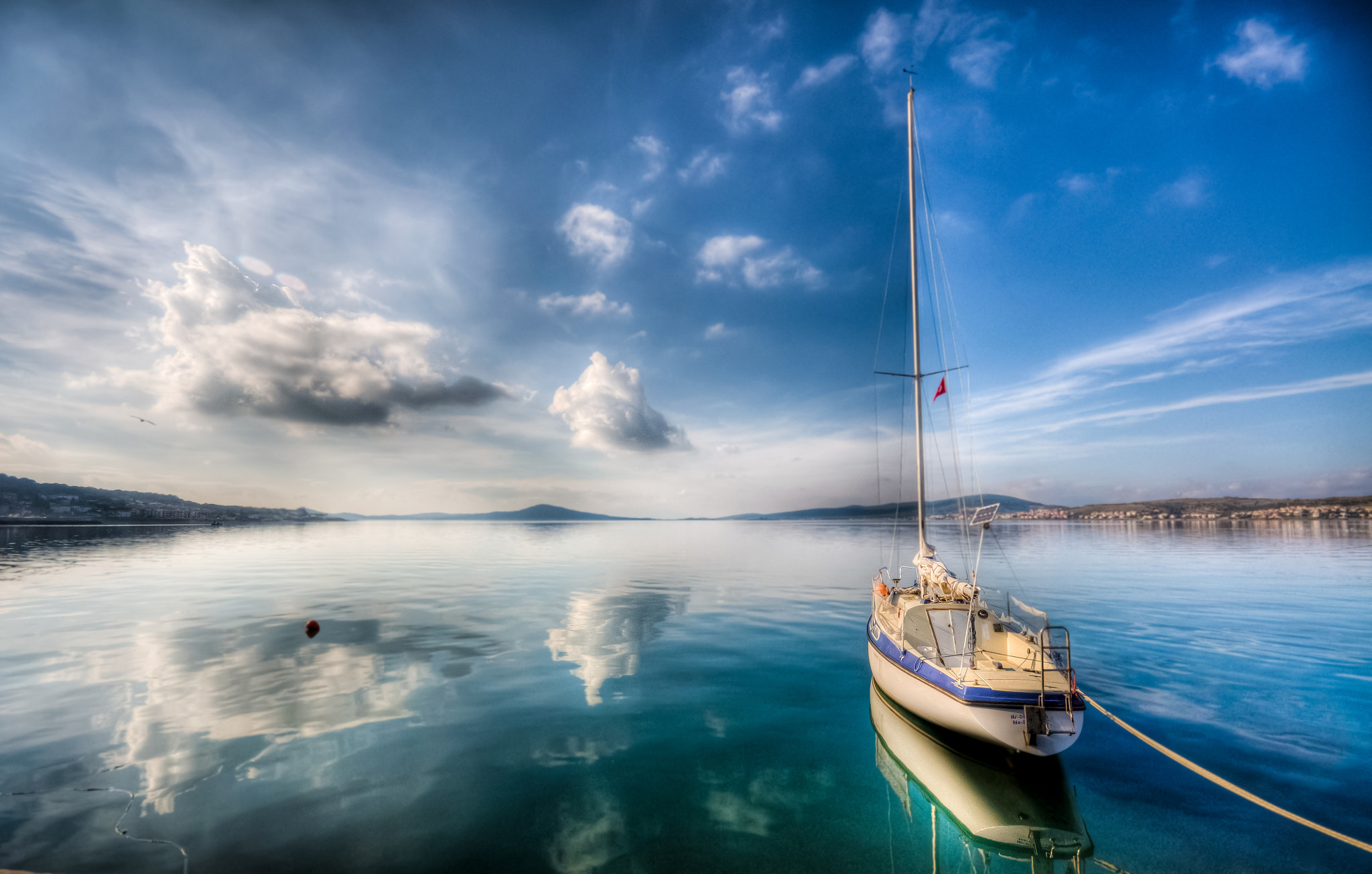 Photograph Ready for sail by Nejdet Duzen on 500px