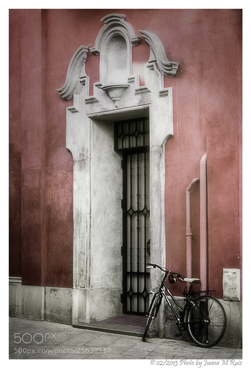 Photograph By Bicycle by Juana Maria Ruiz on 500px
