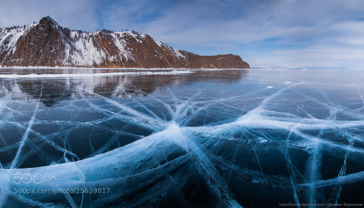 Photograph Baikal star by Daniel Korzhonov on 500px