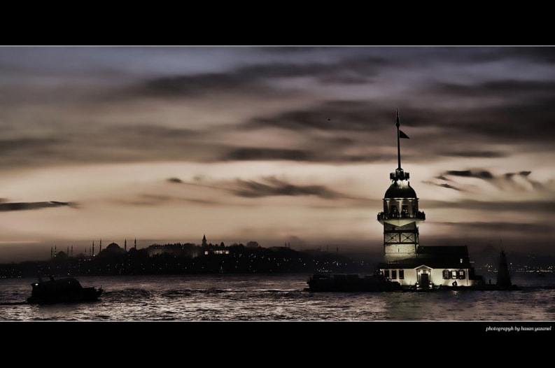 Photograph an istanbul dream... by lost karusell on 500px
