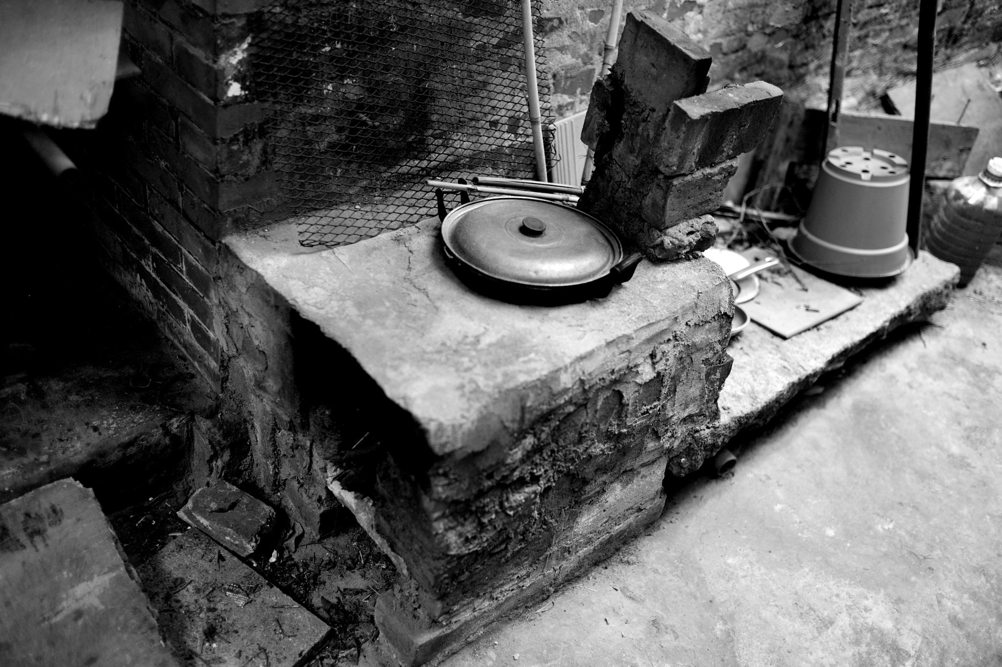 Photograph Historic Cooker by Keynes Wong on 500px