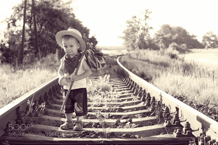 Photograph Traveler by Tatyana Tomsickova on 500px