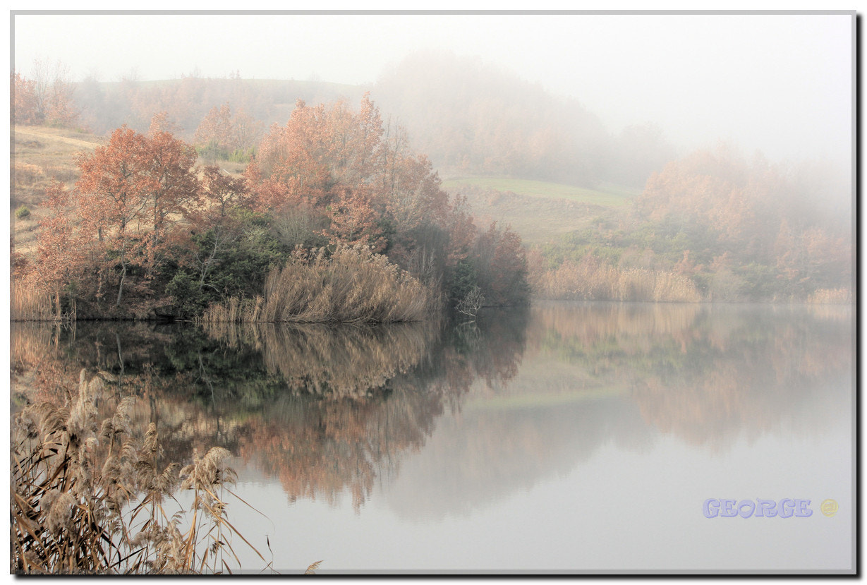 Photograph Beautiful place Amazing Landscape fog Nature  by George @  on 500px