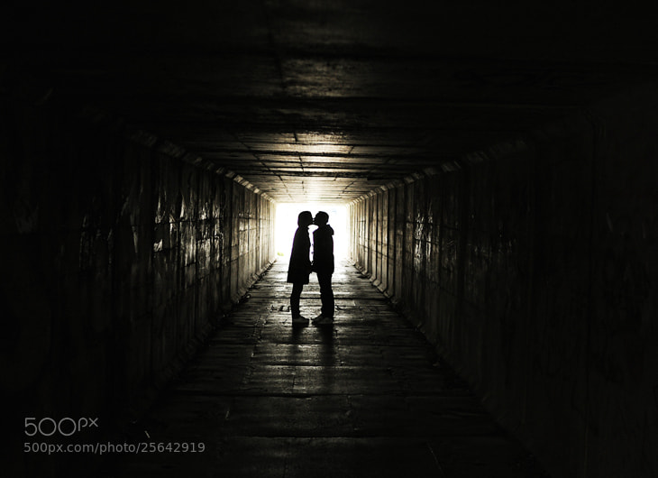 Photograph Love light by Manuel Orero on 500px
