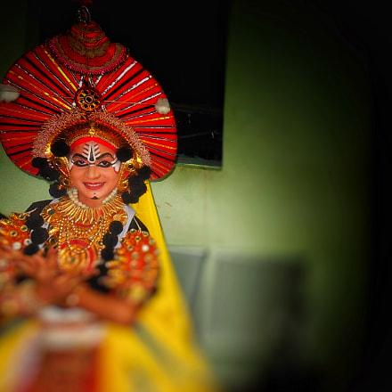 Yakshagana, Nikon COOLPIX S6500