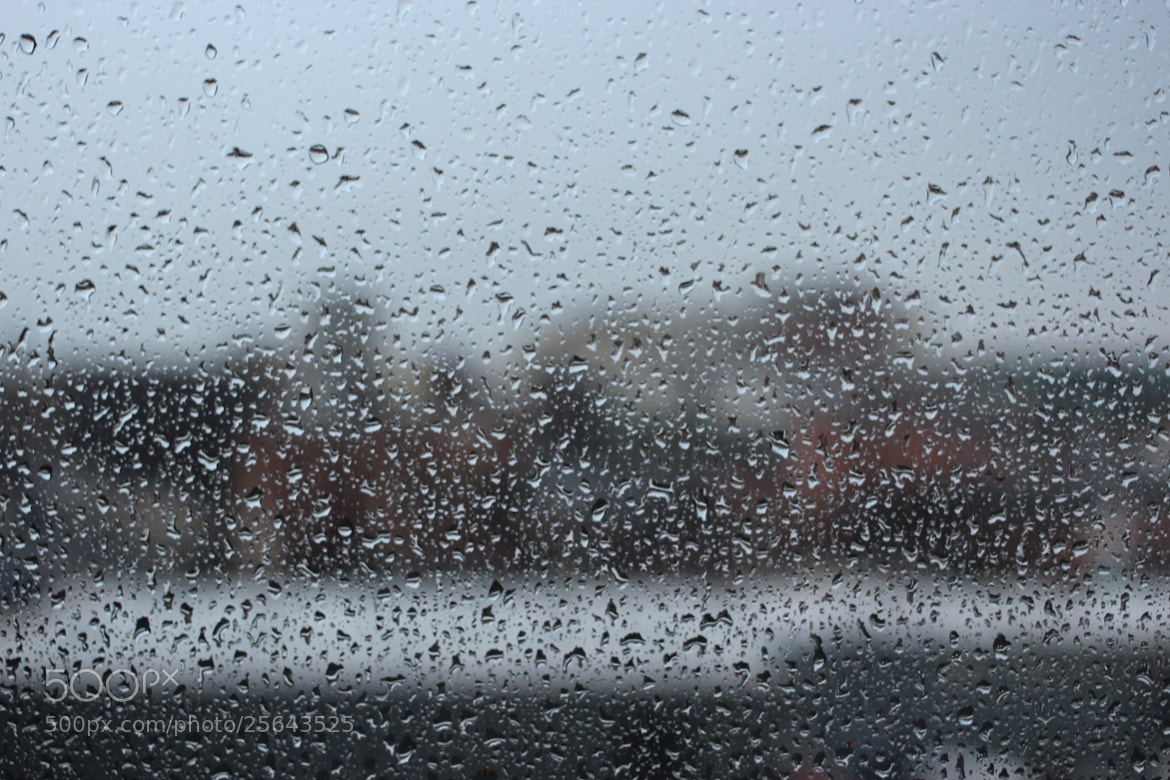 Photograph Rain Drops of Sheffield by Nick Emmerson on 500px