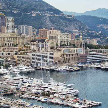 Monaco ???, Sony DSC-H7