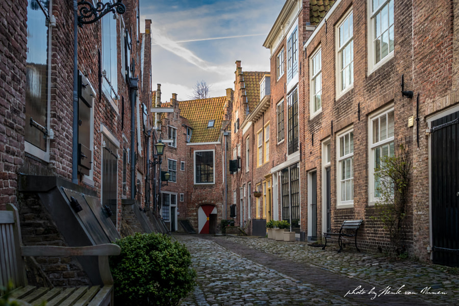 Kuiperspoort Middelburg Netherlands by Henk van Nunen on 500px.com
