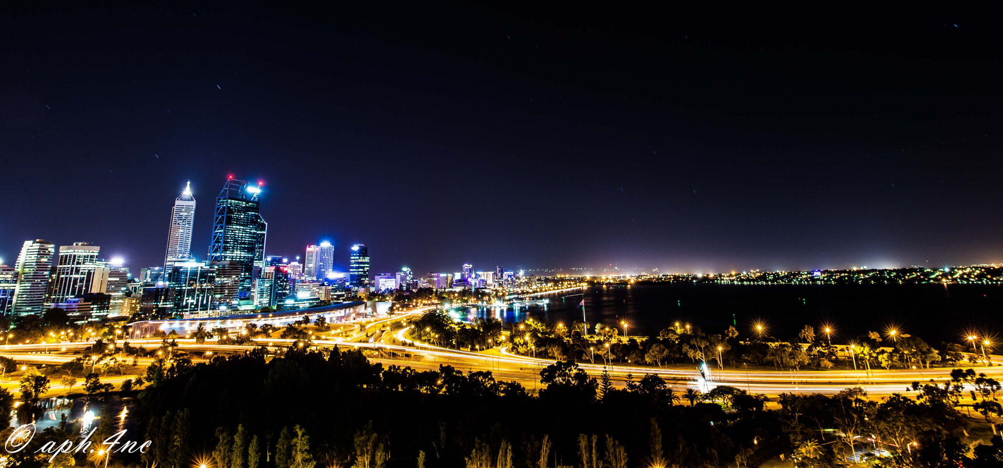 Photograph Perth City from Kings Park by Andri Heriyanto on 500px
