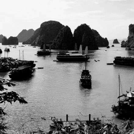 Halong Bay - 2007, Panasonic DMC-FX50