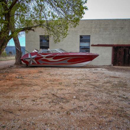 Dry Dock Parking, Nikon COOLPIX A10