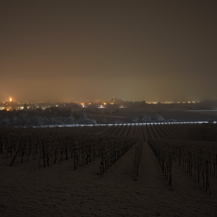 Max & Moritz at midnight, Sony ILCE-7M2, Sony FE 28mm F2