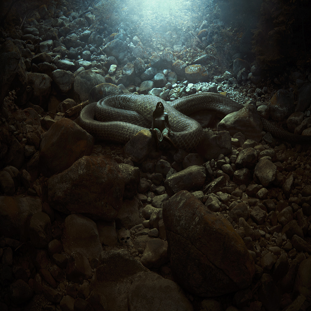 Photograph The Serpent's Lair by Karezoid Michal Karcz  on 500px