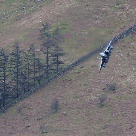 F15E Strike Eagle, Nikon D500