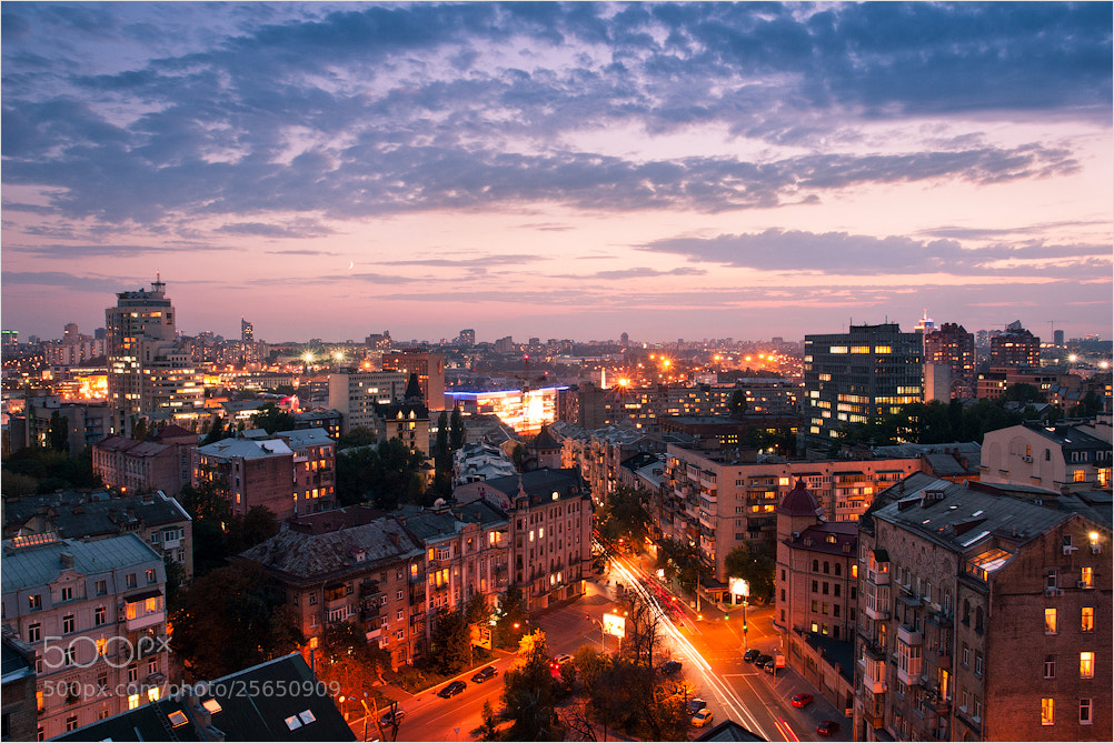 Photograph Gonchar St. by Lev Shevchenko on 500px