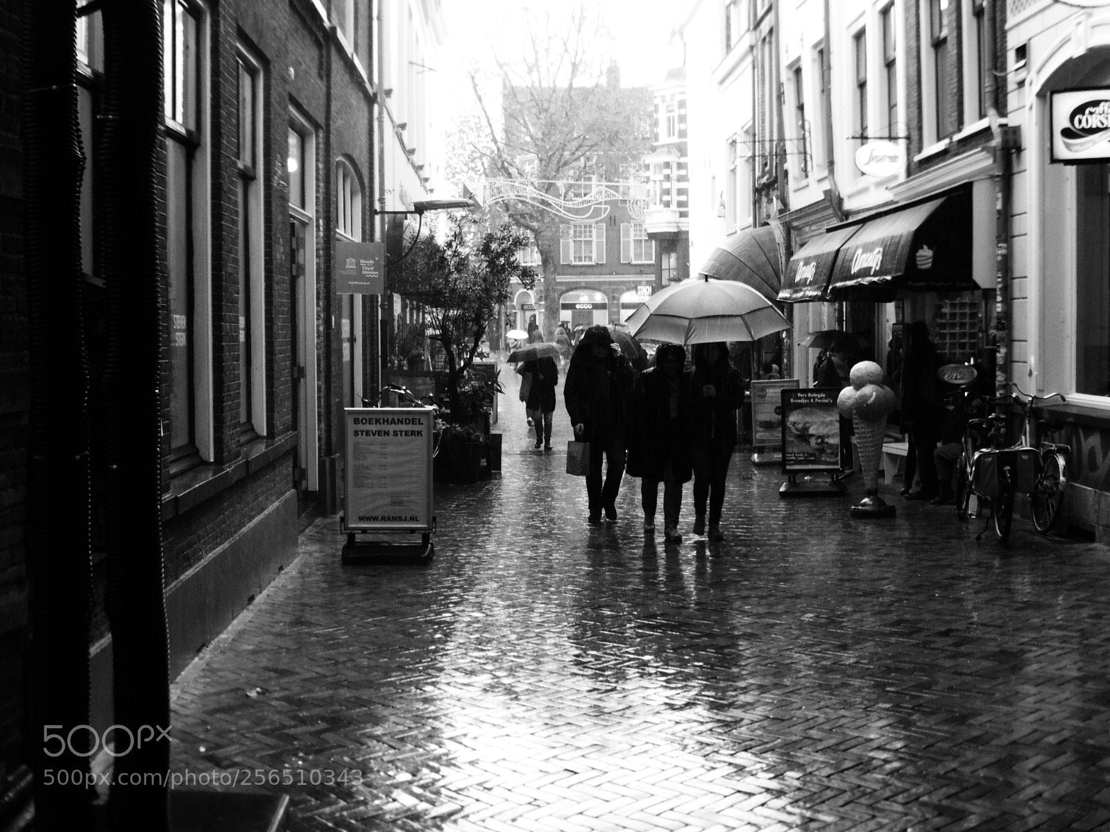 Raining photography