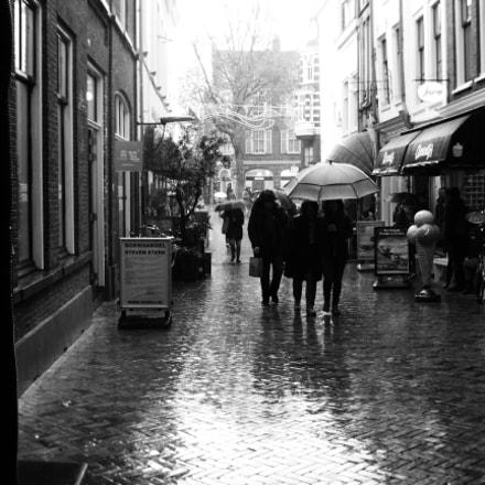 Raining, Panasonic DMC-TZ55