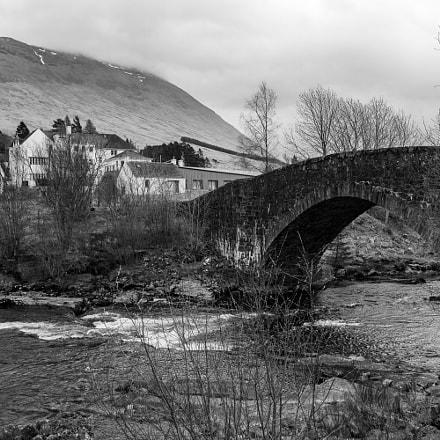 Bridge of Orchy, Canon EOS 2000D