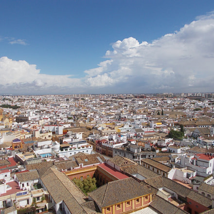 Севилья, Seville, Sevilla, Nikon COOLPIX L27