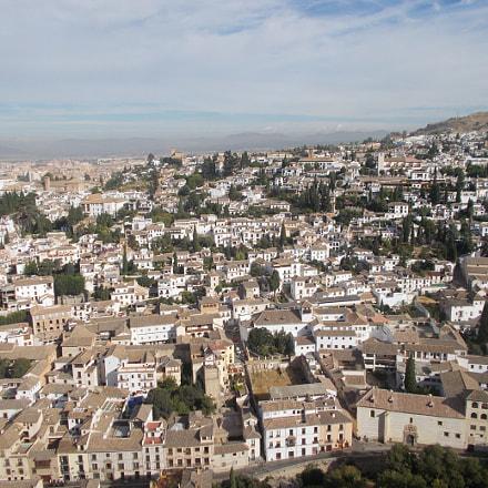 Гранада, Granada, Nikon COOLPIX L27