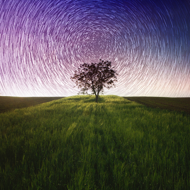 Photograph Night circle... by Heaven Man on 500px