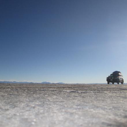 Salar de Uyuni, Canon POWERSHOT A2500