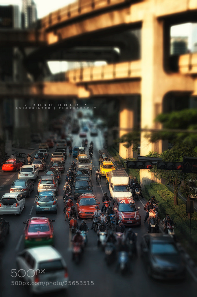 """Photograph Rush hour by Raphaël """"Quicksil7er"""" on 500px"""
