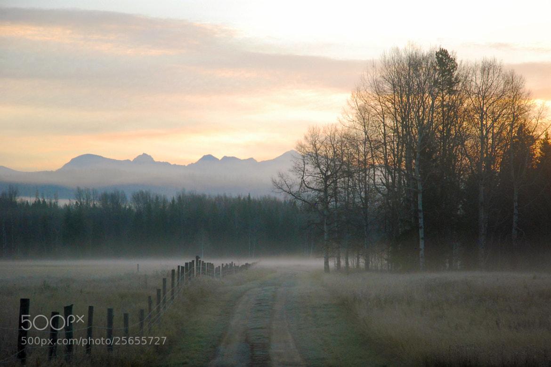 Photograph North Fork sunrise ... by Mark Hufstetler on 500px