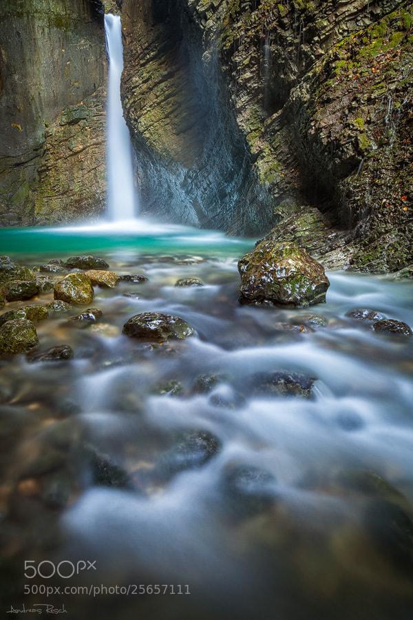 Photograph Kozjak Waterfall by Andreas Resch on 500px