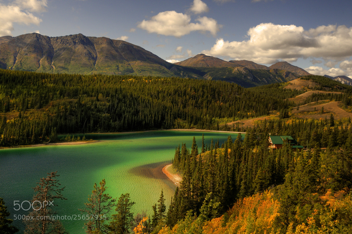 Photograph Emerald Lake by Jeff Clow on 500px
