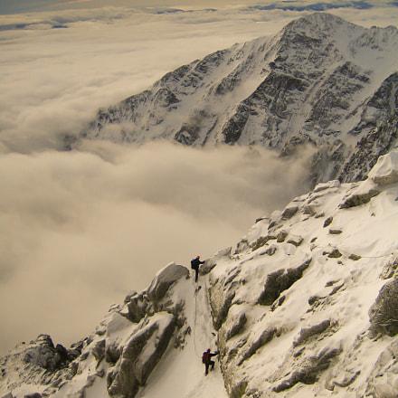 walk in the Clouds, Canon DIGITAL IXUS 40