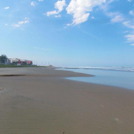 Beach, Nikon COOLPIX L320