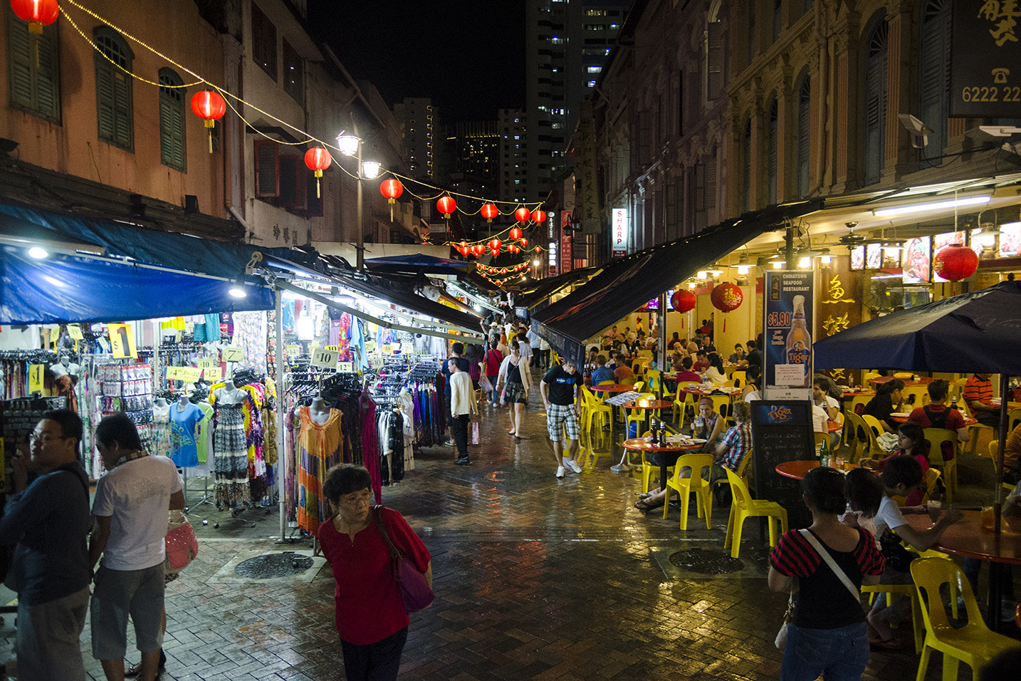 Photograph Chinatown Singapore by Alexandre Bain on 500px