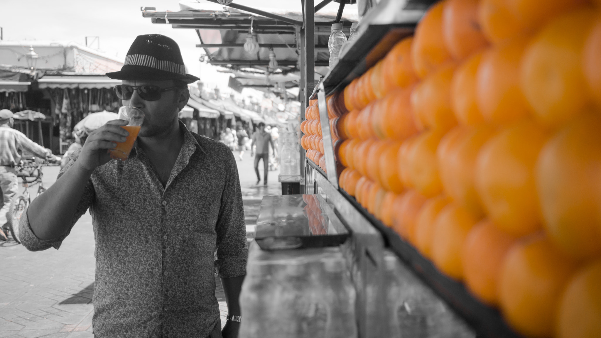 Photograph Marrakech - Orange Juice by Amine Fassi on 500px