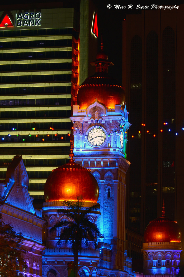 Photograph KL Clock Tower by Miro Susta on 500px