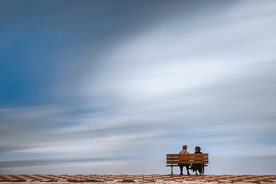 Ticking away, автор — Christos Lamprianidis на 500px.com