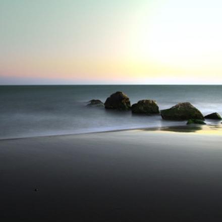 Soleil levant, Canon EOS 100D