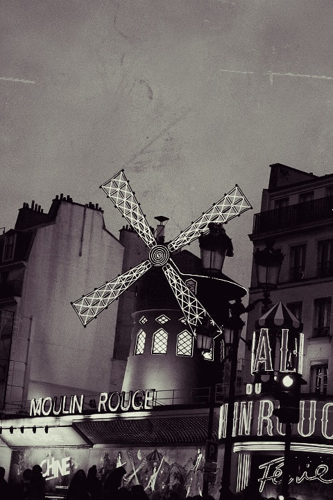 Photograph The Moulin Rouge by Ella Tucker on 500px