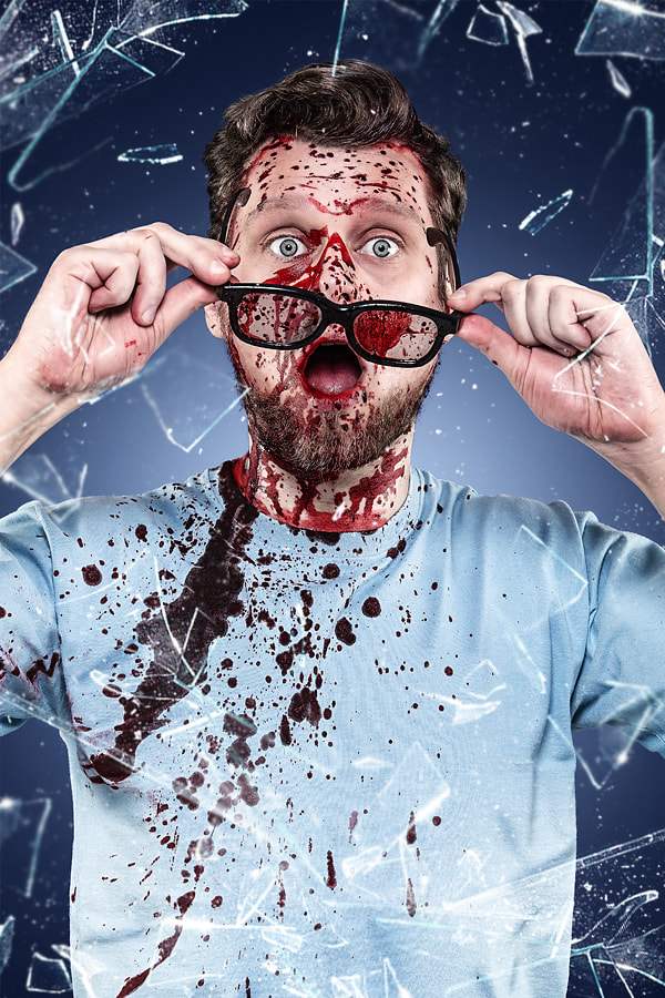 Photograph really real 3D - bloody 2 by Christoph Ruhland on 500px