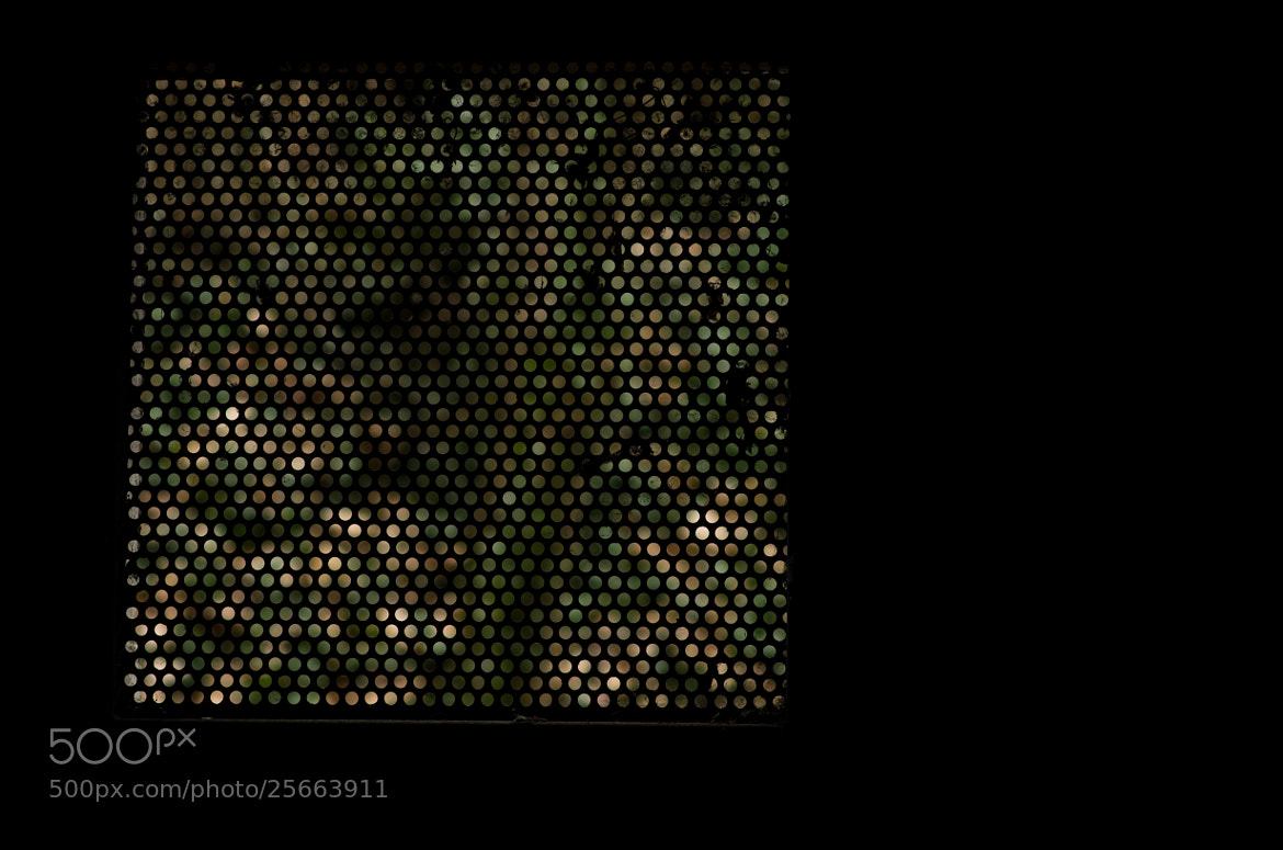 Photograph grille by David Rodriguez on 500px
