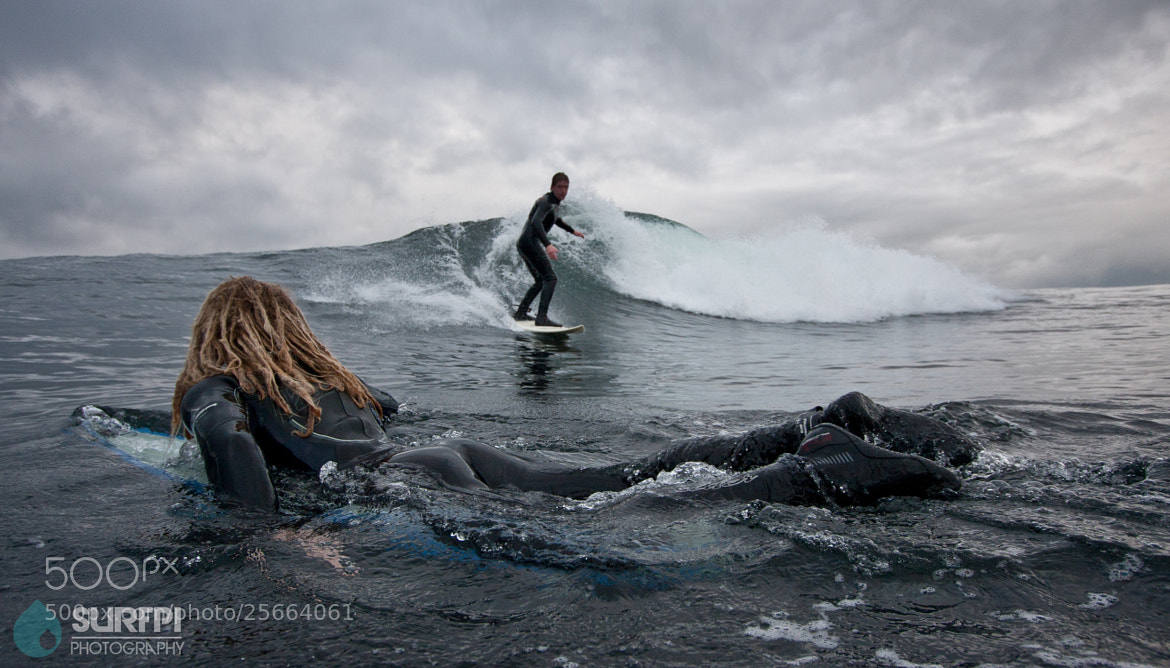 Photograph Dreaded surfer by Stephen  Scullion on 500px